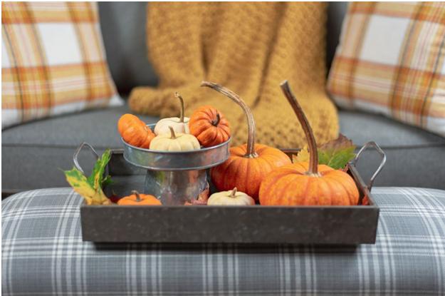 Decor tips for the fall season