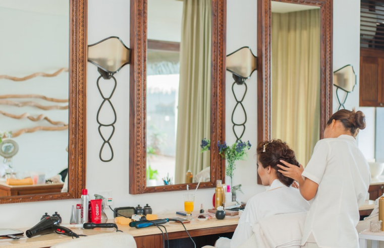How effectively is the beauty salon going to assist you?